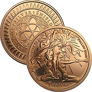 Other Bullion Gentle 1oz Copper Lincoln Penny Coin .999 Copper Rounds Bullion Oz Low Price
