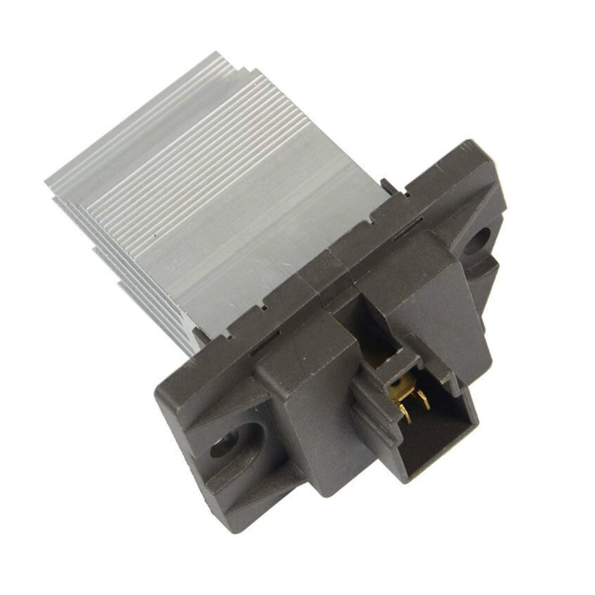 AIP Electronics HVAC Blower Motor Resistor AC Heater Switch Control Compatible Replacement For 2001-2009 Hyundai Elantra Santa Fe Tiburon and Tucson Oem Fit BMR149