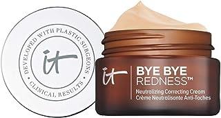 It Cosmetics Bye Bye Redness Neutralizing Correcting Cream (Porcelain Beige) 0.37 fl oz
