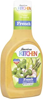 American Kitchen French Salad Dressing, 473 ml