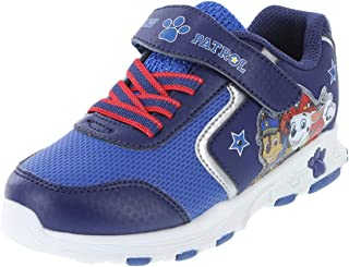 Nickelodeon Shoes Paw Patrol Boys' Toddler & Youth Paw Patrol Lighted Runner