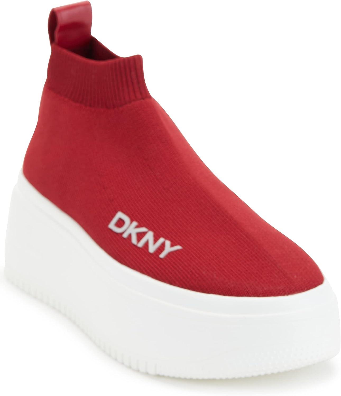 DKNY Women's Mada Sneaker