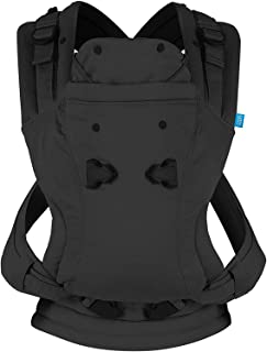 We Made Me Imagine Classic 3-in-1 Baby Carrier, Midnight Black