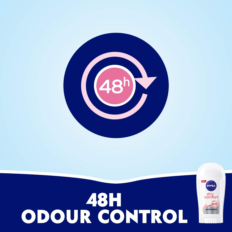 Nivea Dry Comfort Antiperspirant Stick 40ml