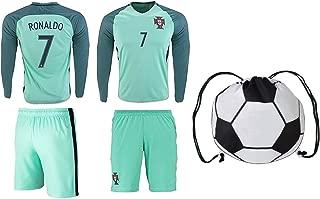 Best ronaldo jersey long sleeve portugal Reviews
