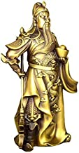 Rijkdom Lucky Standbeeld Koperen Standbeeld Zuiver koper Guan Gong huishoudelijke ambachten puur koperen ornamenten fabrik...