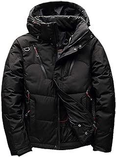 Love & Freedome 2018 White Duck Down et Men Coat Snow Parkas Male Warm Winter Down et Outerwear