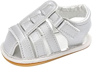 Weixinbuy Baby Boys' Closed Toe Sandals Shoes