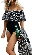 ZARLLE Bikinis Mujer,2018 Mujeres de una Sola Pieza Off- Hombro Volante Bikini Set Trajes de baño Traje de baño Bikini Push Up Monokini Beachwear