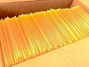 2000 Ct Bulk Box Star Thistle Honey Sticks 100% Pure Honey All Natural Honey Stix Wholesale Honey Unpasteurized Unblended