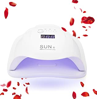 54W 36 LEDs Nail Dryer Nail Lamp Professional Gel Polishes UV Light Dryer Curing Lamp for