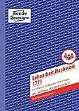 AVERY Zweckform 1771 Lohnarbeit-Nachweis (A5,