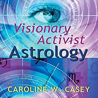 Visionary Activist Astrology cover art