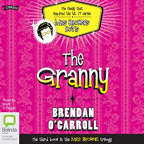 The Granny audiobook cover art
