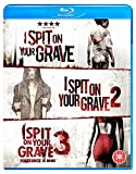 I Spit On Your Grave/I Spit On Your Grave 2/I Spit On Your Grave3 (Blu-ray) [Reino Unido] [Blu-ray]