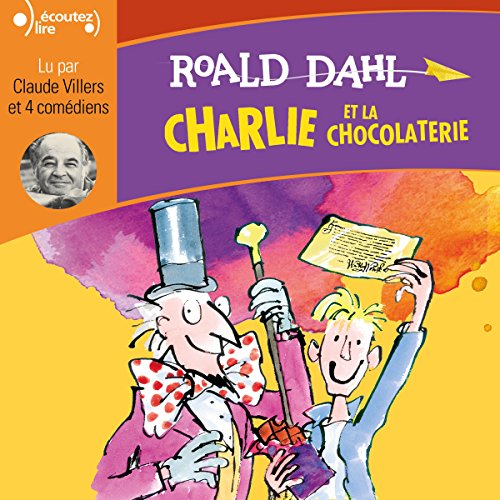 Couverture de Charlie et la chocolaterie
