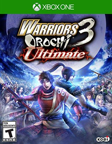 Tecmo Koei Warriors Orochi 3 Ultimate - Juego (Xbox One, Acción / Lucha, Básico)