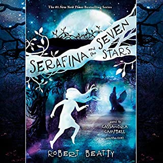Serafina and the Seven Stars cover art