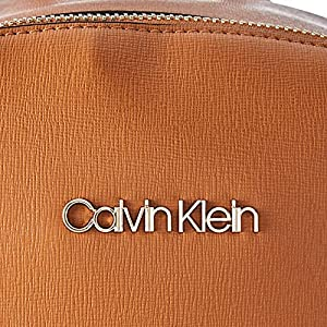 Calvin Klein, CK MUST Mujer, coñac, One Size