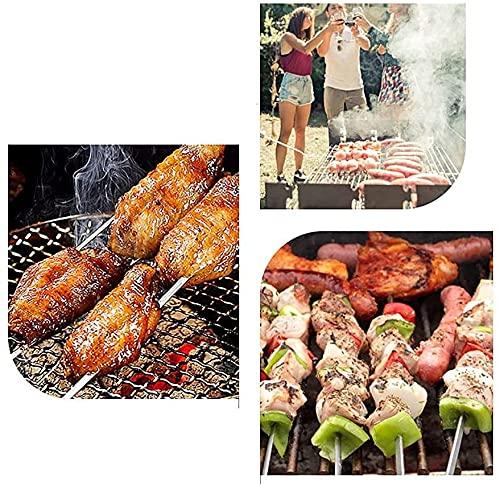 61yIrYiEOWS. SL500  - VULLDWS Barbecue Kit BBQ Zubehör Edelstahl, Männer und Frau Grillzubehör, BBQ-Grillzubehör Set, BBQ-Grillzubehör-Kit mit schwerem Schaber Spatel Turner