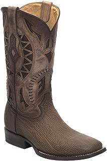 shark square toe boots