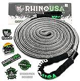 Rhino USA Kinetic Energy Recovery Rope (5/8' x 20')