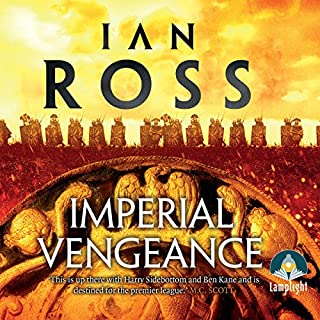 Imperial Vengeance cover art