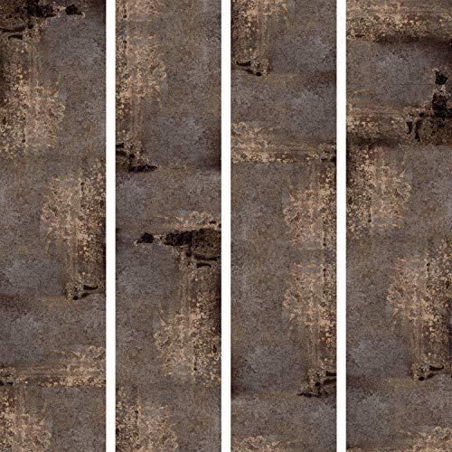 murando - PURO TAPETE - Realistische Tapete ohne Rapport und Versatz 10m Vlies Tapetenrolle Wandtapete modern design Fototapete - Beton f-C-0158-j-a