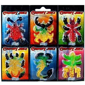 creepy jellies (vidal) 66 count Creepy Jellies (Vidal) 66 count 61yIvl2wpxL