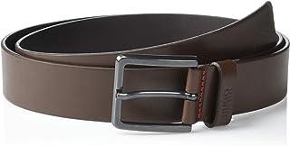 Hugo Boss Men's Gionio Smooth Leather Belt Belt