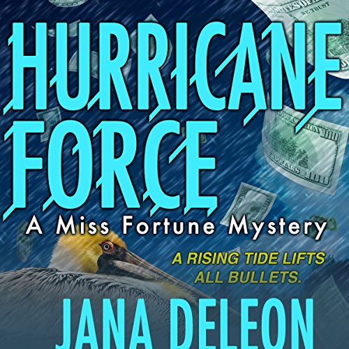Hurricane Force audiobook cover art