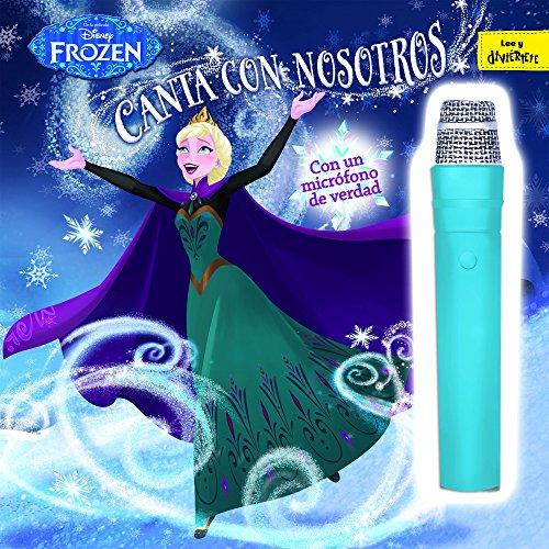 Frozen. Canta con nosotros: Libro con micrófono (Disney. Frozen)