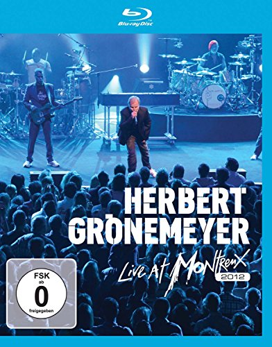 Herbert Grönemeyer - Live at Montreux 2012 [Blu-ray]