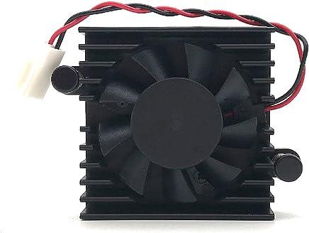 Dissipatore per Dahua DVR ventola, ventola, per fotocamera HDCVI Dahua DVR 5V scheda madre ventola, 5V Dahua ventola, 2filo 2PIN ventola di raffreddamento shell fan - Trova i prezzi più bassi