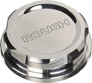 Roush 421260 Brake Fluid Cap, Billet, Polished