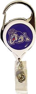 WinCraft James Madison University Dukes Premium Badge Reel Id Holder