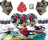Marvel Spiderman Articles De Fêt...
