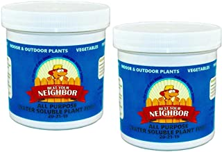 2 Pack (Save $3) Beat Your Neighbor Fertilizer - Makes 180+ gallons