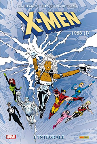 X-MEN INTEGRALE T20 1988(I) ED 50 ANS