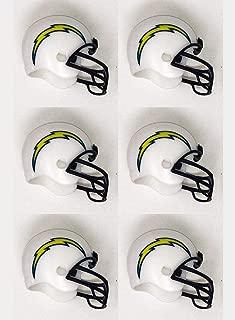 AAG 6 Pack Mini Football Team Helmets 2