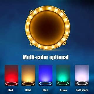 Cornhole LED Board Lights, LED Cornhole Lights meet Regulation Cornhole Boards(4 feet x 2 feet), Waterproof Cornhole LED Lights (Two Set)
