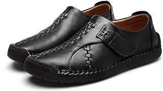 「ハウス」メンズ レザーシューズ オシャレ 通勤 ドライビング 歩きやすい メンズ靴 ウォーキング シューズ 柔らかい ライトブラウン ダークブラウン ブラック
