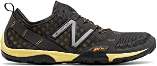 Minimus 10v1 Trail Shoe - Men's Trail Running Dark Grey/Yellow
