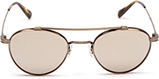 Luxury Fashion   Oliver Peoples Womens OV1223ST51246G Brown Sunglasses   Fall Winter 19