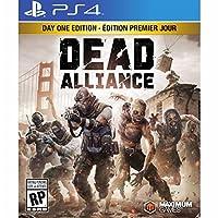 Dead Alliance Day One Edition PlayStation 4 デッドアライアンスデイワンエディションプレイステーション4ビデオゲーム 北米英語版 [並行輸入品]