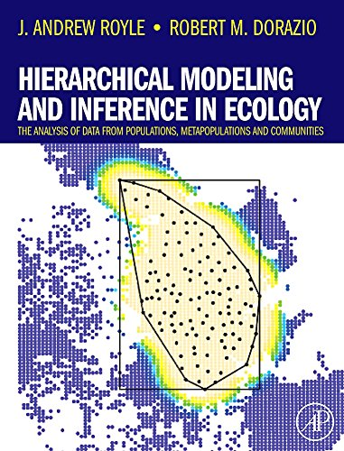 Hierarchical Modeling and Inference in Ecology: The Analysis of Data from Populations, Metapopulations and Communities