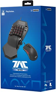 HORI PlayStation 4 TAC Pro Type M2 Programmable KeyPad and Mouse Controller for FPS Games Officially Licensed by Sony - PlayStation 4