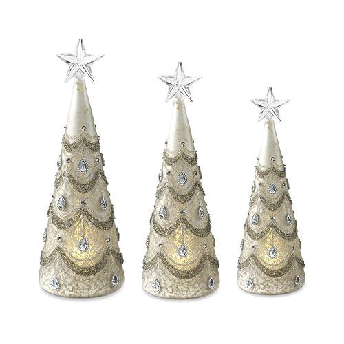 online retailer 175d0 5815e Mercury Glass Christmas Tree: Amazon.com