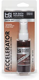 Bob Smith Industries BSI-151H Insta-Set Super Glue Accelerator,Clear, 2 fl. oz.