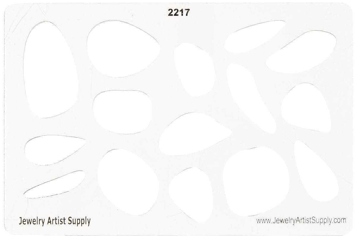 Isomars Creative Shapes Template - Organic Shapes #3 2217